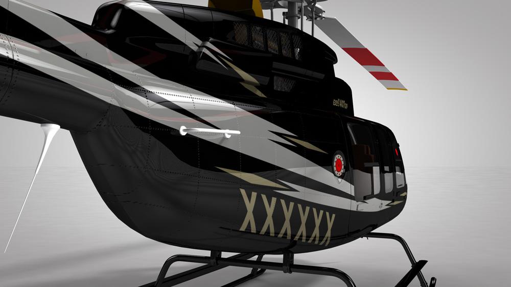 Bell 407 belgie 5
