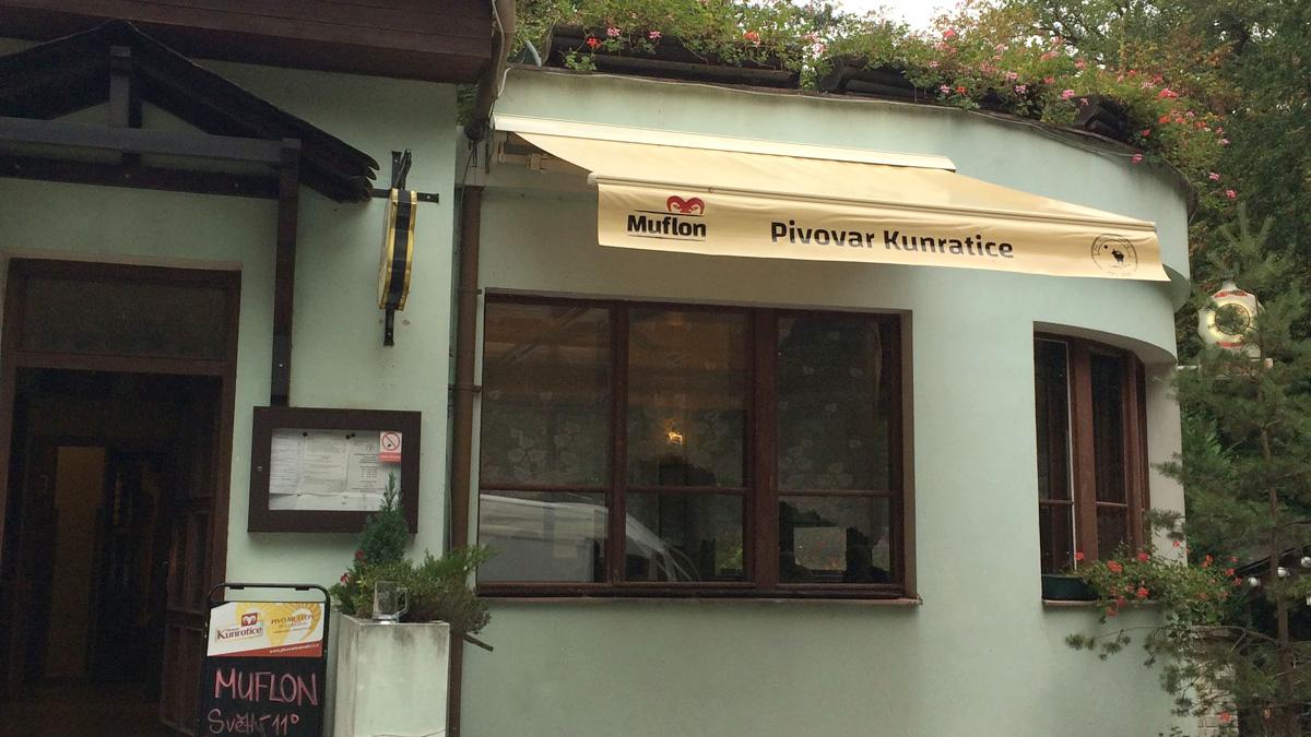 markyza pivovar kunratice